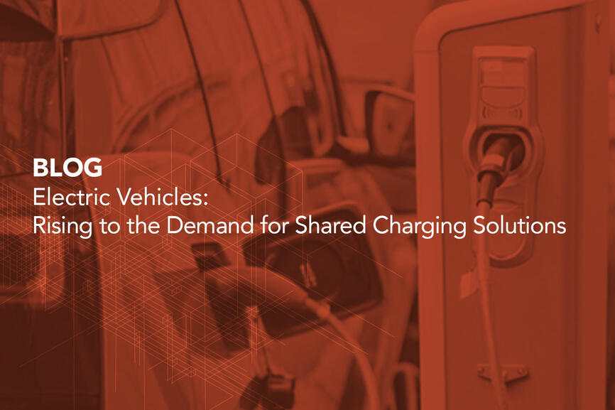 Electric Vehicles Rising to the Demand for Shared Charging Solutions